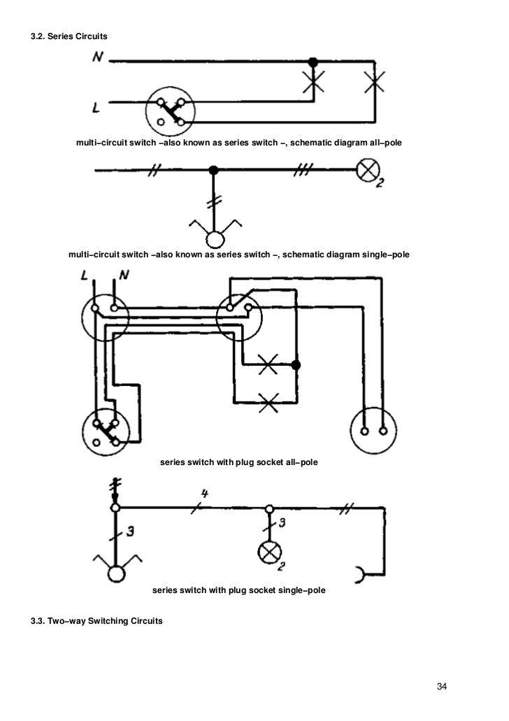 Nice Two Way Switch Schematic Sketch - Schematic Diagram Series ...