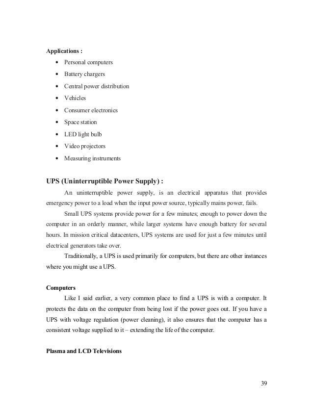 application of electronics in daily life pdf