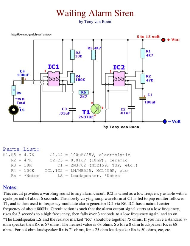 electronics schematic circuits for the hobbyist rh slideshare net
