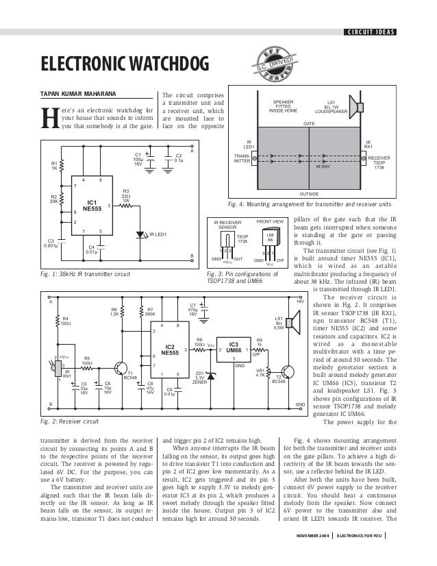 electronic watchdog rh slideshare net