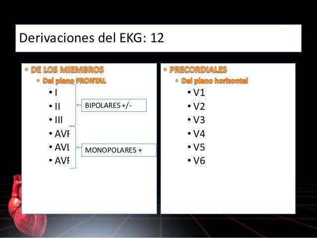 DERIVACIONES DEL PLANO FRONTAL • Registran diferencia de potencial entre 2 puntos • Las 3 derivaciones forman un circuito ...