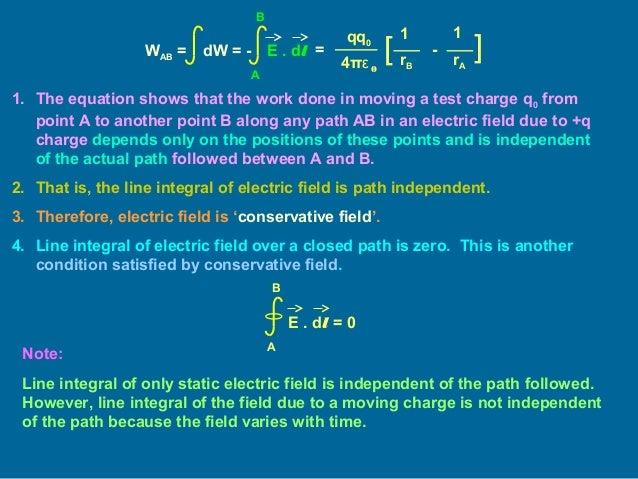 Electrostatics Class 12- Part 3 Slide 3