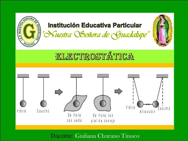 V id r i o C a u c h o  Docente: Giuliana Churano Tinoco  V id r i o C a u c h o  S e f r o t a  c o n s e d a  S e f r o ...