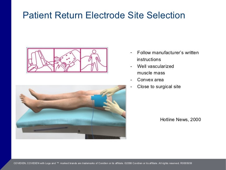 Electrosurgery Saftey