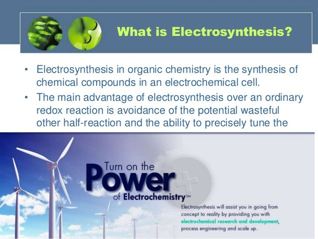 organic electrosynthesis An efficient organic electrosynthesis of tertiary β-hydroxysulfones from  functionalized α-methylstyrenes with substituted sodium sulfinates has.