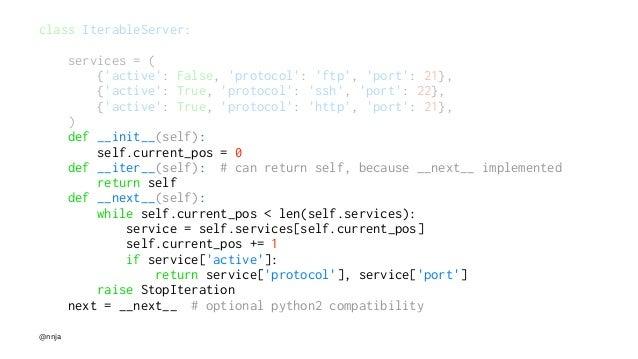 Elegant Solutions For Everyday Python Problems - Nina Zakharenko