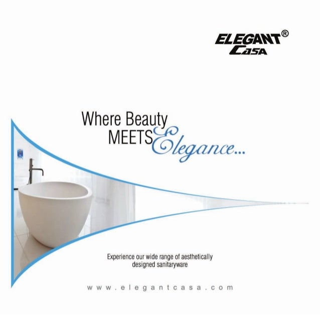 Elegantcasa products catalogue