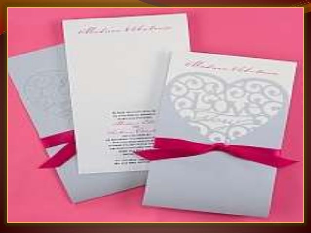 How Much Do Wedding Invites Cost: Elegant Wedding Invitations Are The Bow To Tie Your Entire