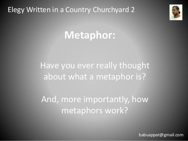Elegy Written in a Country Churchyard stanza 3 & 4