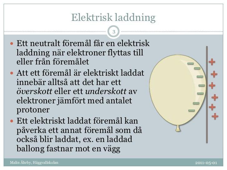 Elektricitet   sammanfattning Slide 3