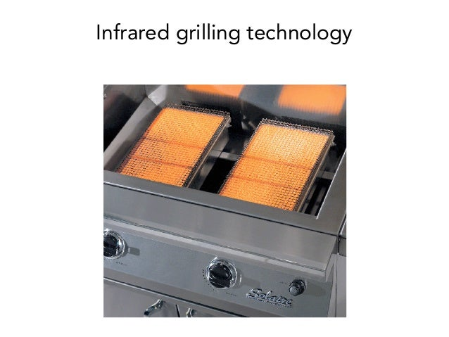 Indoor Infrared Grill
