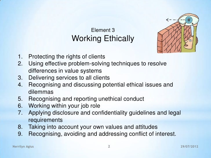 work within a legal and ethical framework essay Work within a legal and ethical framework assignment forum for students doing their certificate 3 in childcare studies forum rules  hi ellie, its already been answered here: help with cert iii assignment legal/ethics (oten) top 2 posts • page 1 of 1.