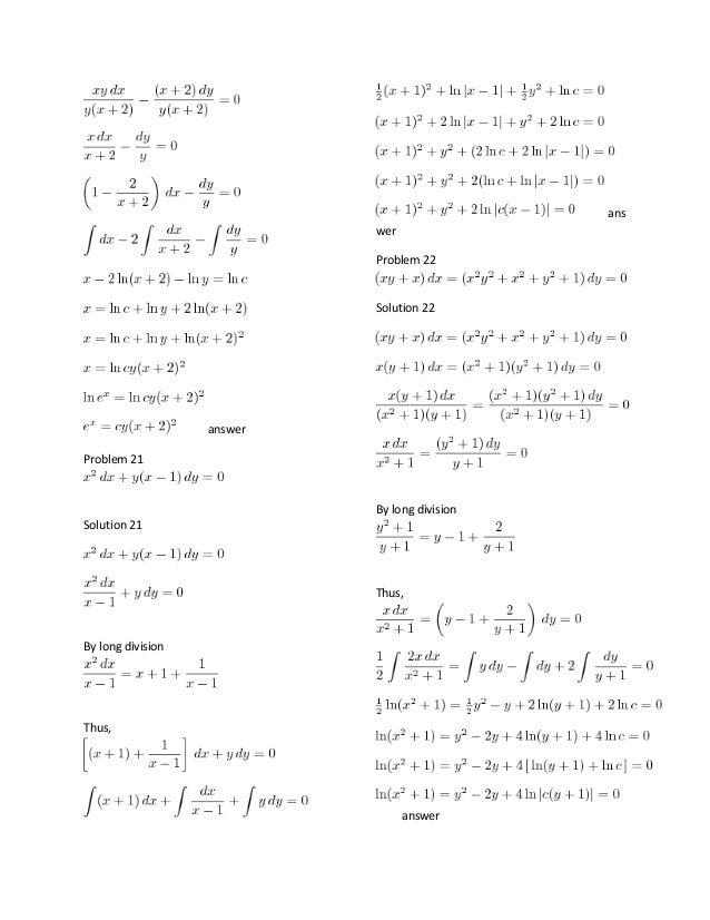 elementary differential equation rh slideshare net elementary differential equations rainville 8th edition solution manual elementary differential equations rainville 5th edition solution manual pdf