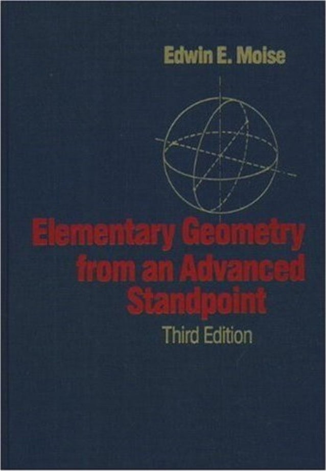 Elementary geometry from an advanced standpointgeometra elemental d third edition v elementary geometry from an advanced standpoint edwin e moise emeritus fandeluxe Choice Image