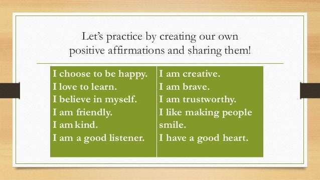 The Power of Positive Affirmations for Kids