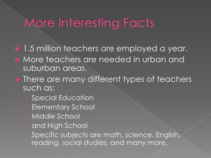 Elementary school teacher