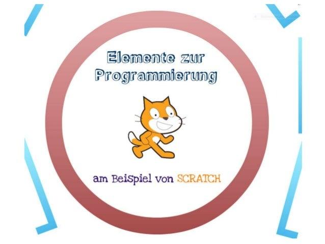 Elemente des Programmierens