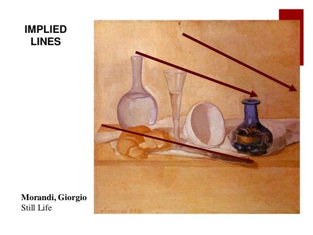 Implied Lines In Art : Element of art line