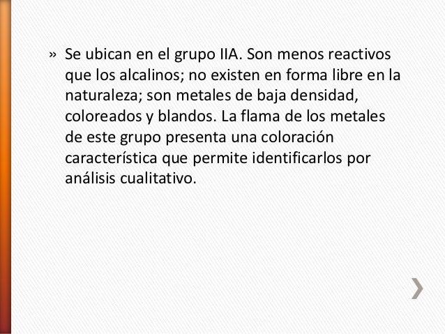 Metales alcalinoterreos y terreos 2 urtaz Image collections