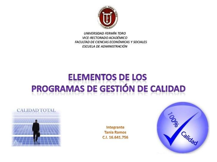 UNIVERSIDAD FERMÍN TORO    VICE-RECTORADO ACADÉMICOFACULTAD DE CIENCIAS ECONÓMICAS Y SOCIALES    ESCUELA DE ADMINISTRACIÓN