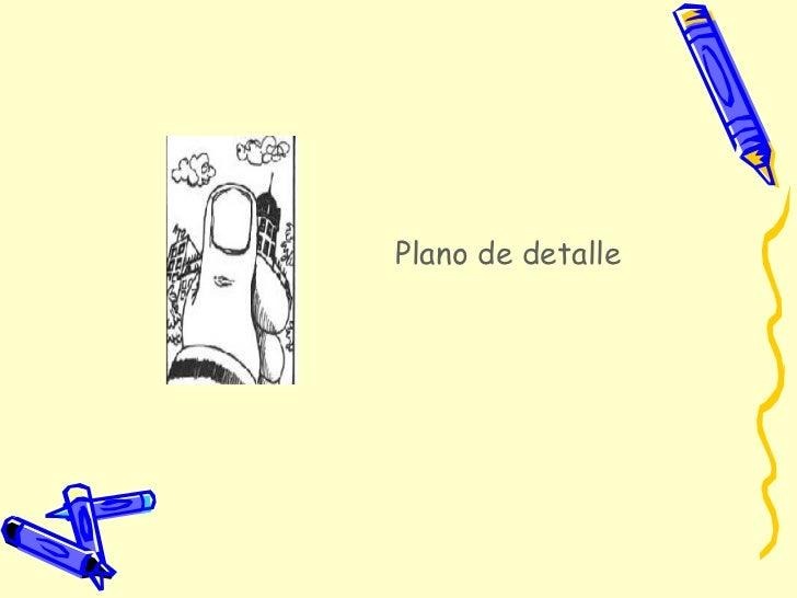 Plano de detalle