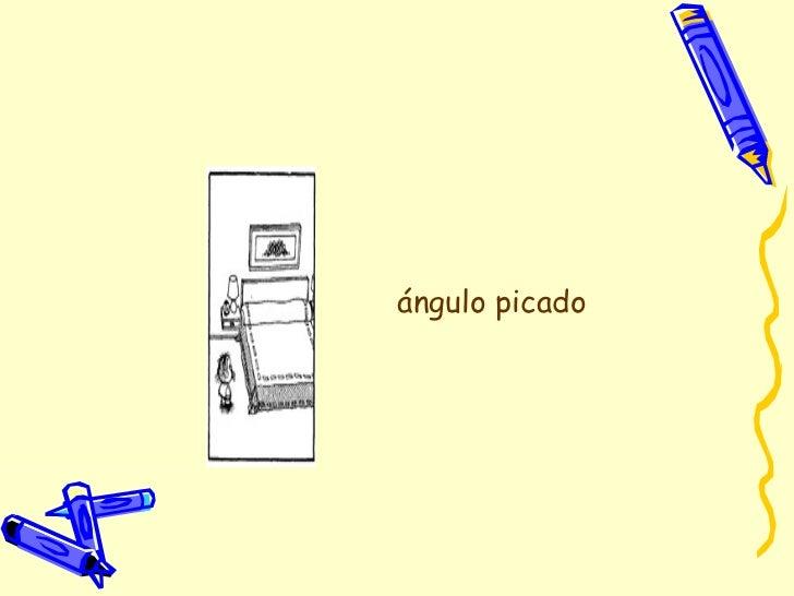 ángulo picado