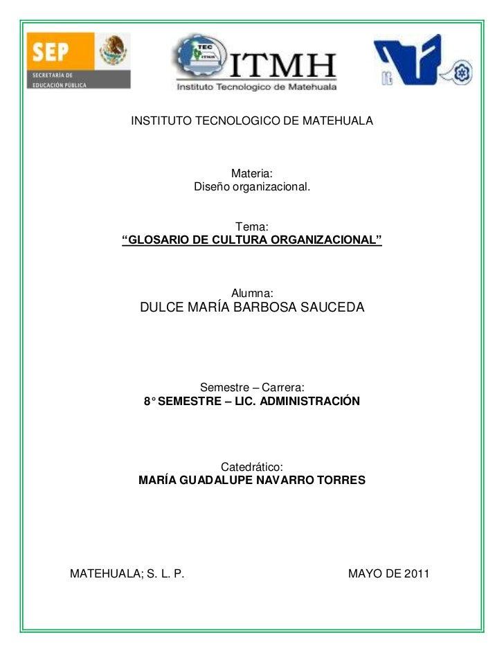 4682490-375920-670560-4044951548765-404495<br />INSTITUTO TECNOLOGICO DE MATEHUALA<br />Materia:<br />Diseño organizaciona...