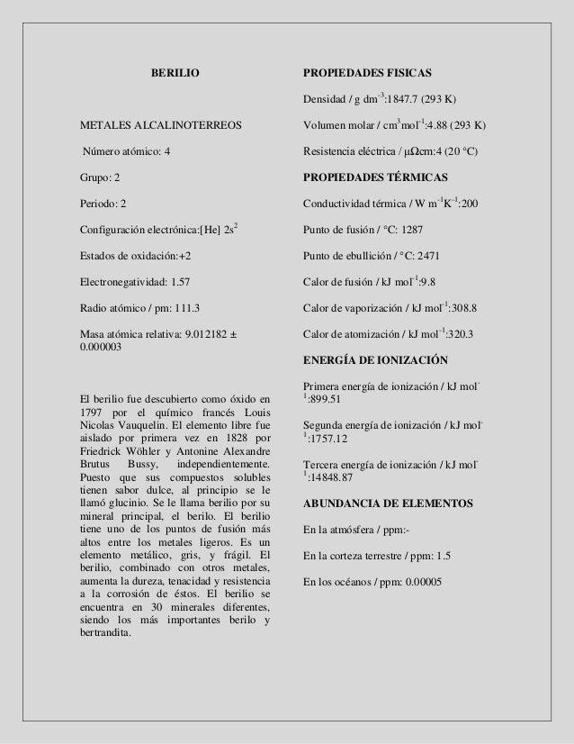 Elementos de la tabla periodica en pdf 5 urtaz Choice Image