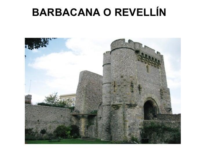BARBACANA O REVELLÍN