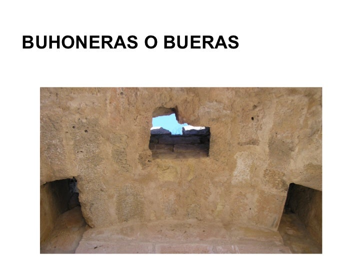 BUHONERAS O BUERAS