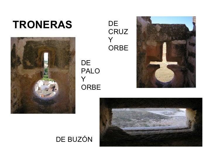 TRONERAS          DE                  CRUZ                  Y                  ORBE           DE           PALO           ...