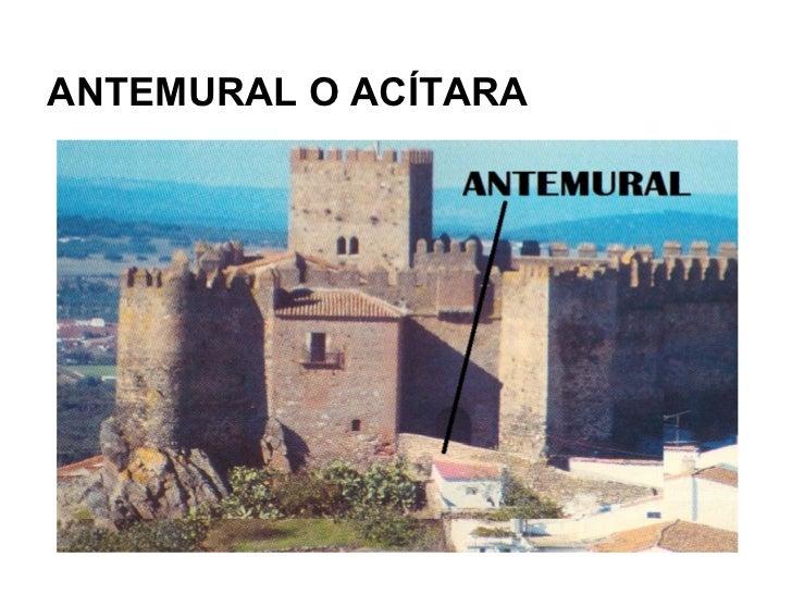 ANTEMURAL O ACÍTARA