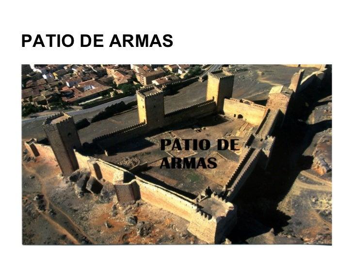 PATIO DE ARMAS
