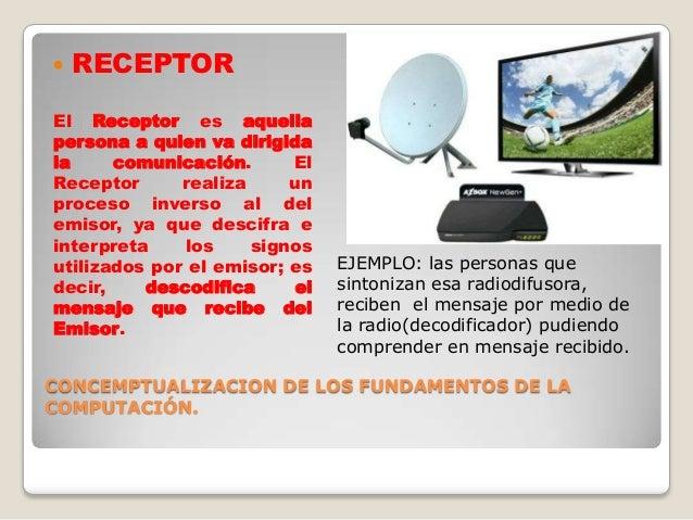    RECEPTOREl Receptor es aquellapersona a quien va dirigidala     comunicación.      ElReceptor      realiza     unproce...