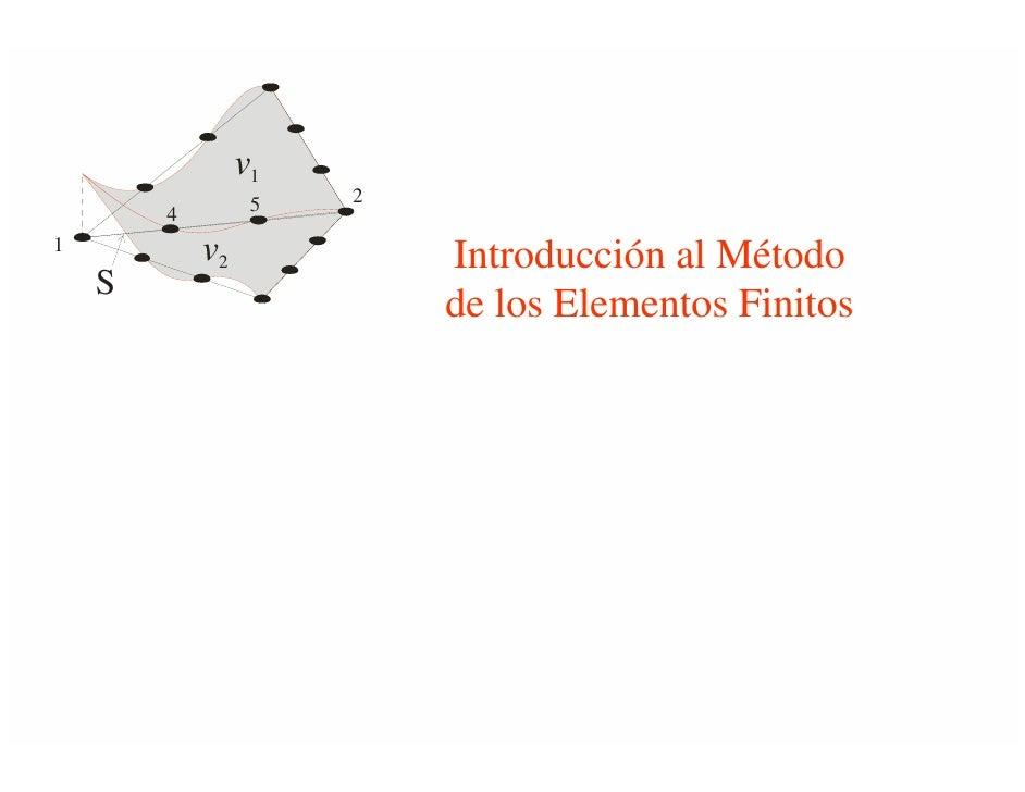 v1                   5   2         4 1           v2            Introducción al Método     S                           de l...