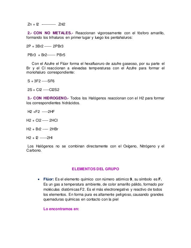 6 - Tabla Periodica Elementos Del Grupo A