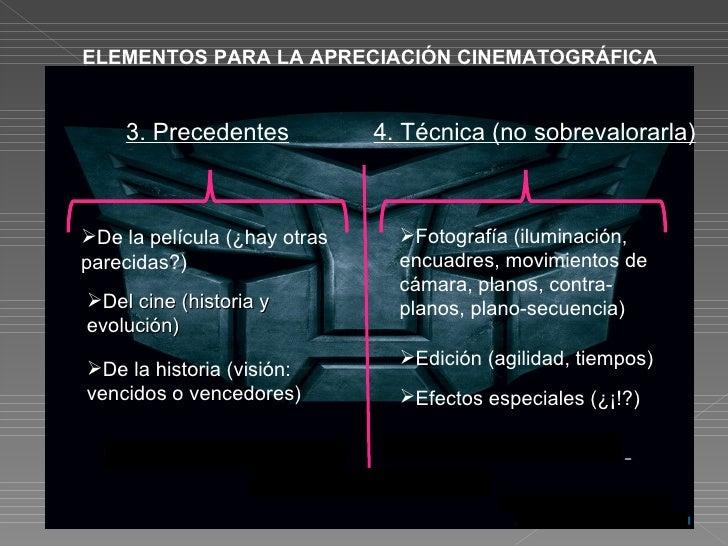 Elementos para an lisis cinematogr fico - Iluminacion cinematografica ...