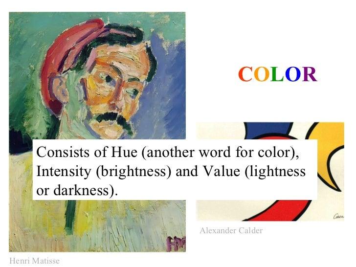 Five Principles Of Art : Elements and principles of art