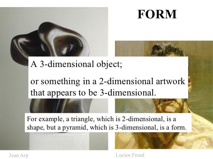 elements of art form