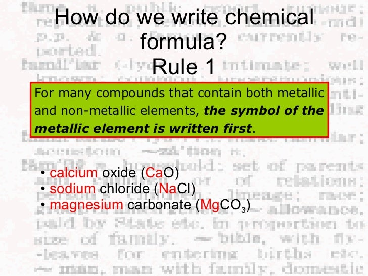 Is sodium chloride an element, a mixture or a compound?