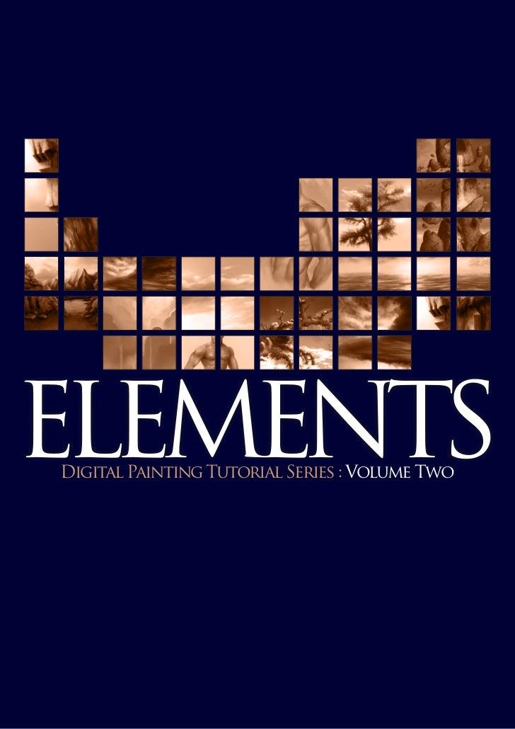 Digital Painting Tutorial Series : Volume Two