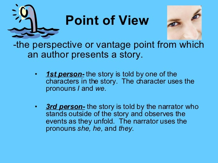 the use of anecdote first person narrative and irony in literature Useful literary terms  all literary irony is verbal irony because literature is itself composed solely of words  the naïve first person narrator lacks the .