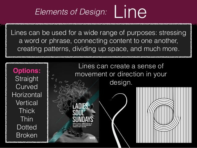 Elements And Principles Of Design - Graphic design elements and principles