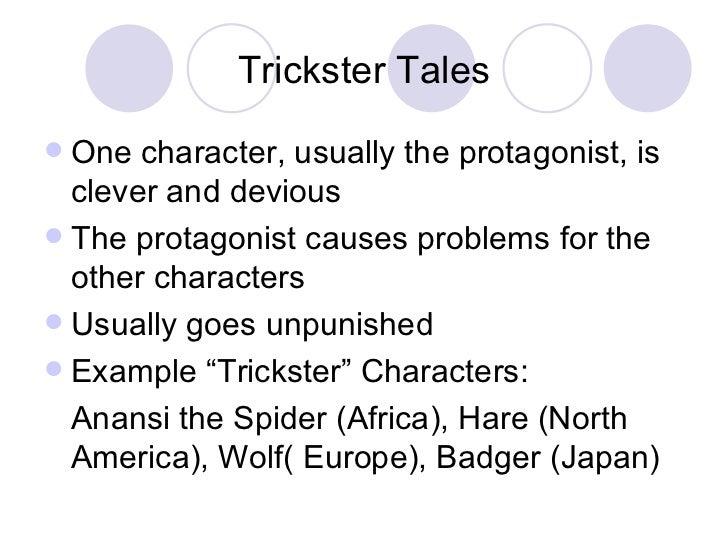 Elements Of A Folktale