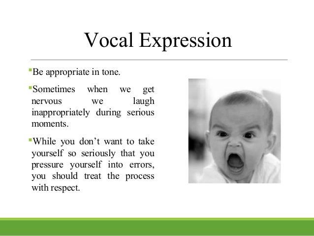 Elements of a Good Speech
