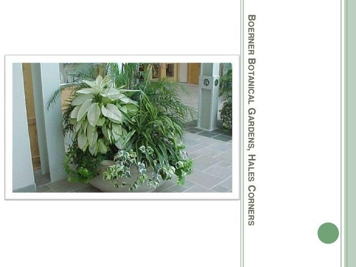 Boerner Botanical Gardens, Hales Corners<br />