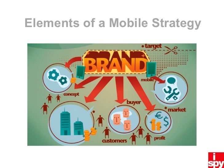 Elements of a Mobile Strategy