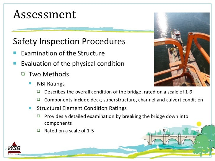 Elements Of An Effective Bridge Management Plan
