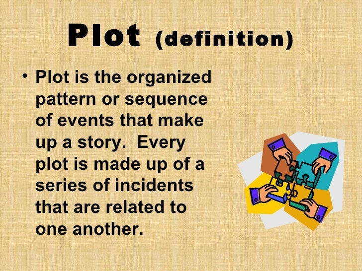 elements of a plot diagram 3 728