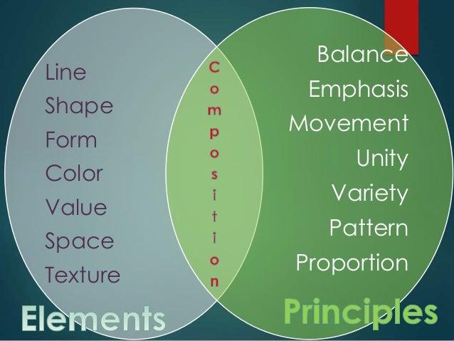 Line Color Form : Elements of art 2015 16